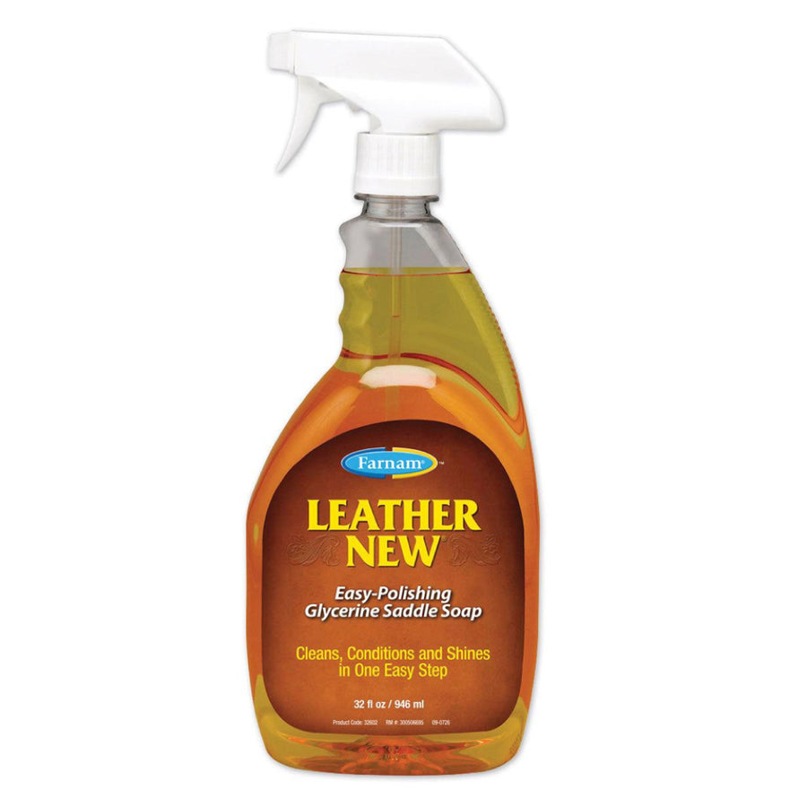 Leather New Glycerine Tack Cleaning Spray