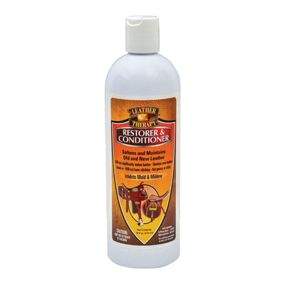 Leather Thearpy Restorer and Conditioner 16 oz