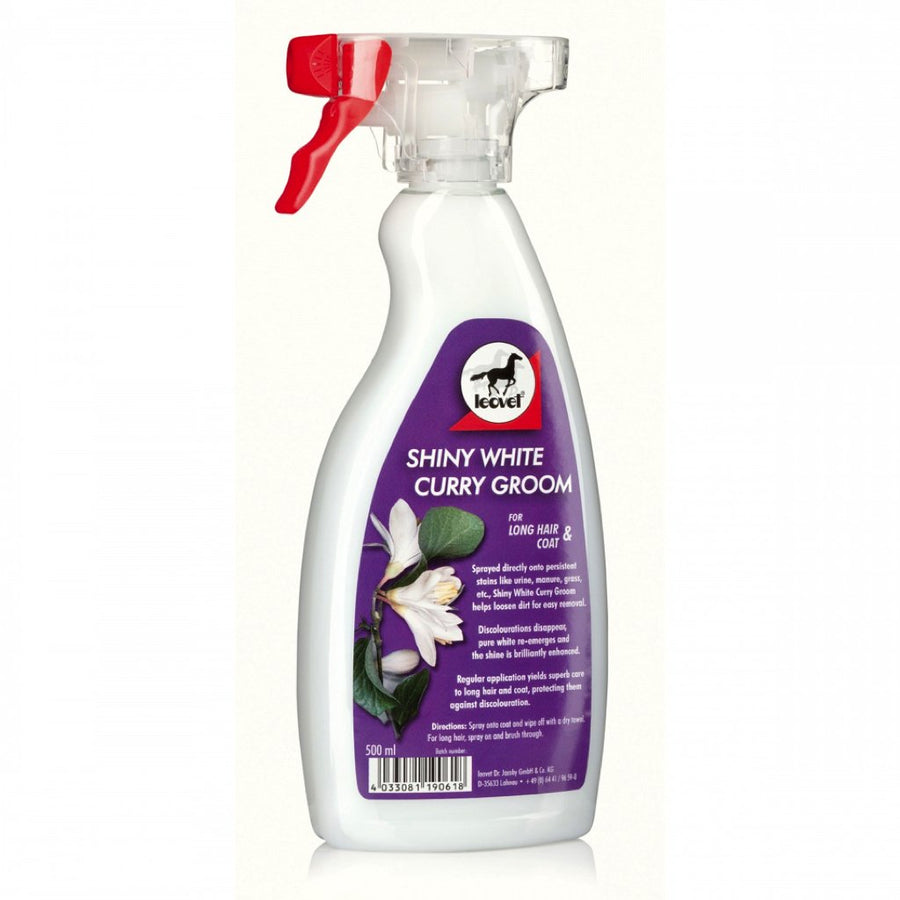 Leovet Shiny White Spray