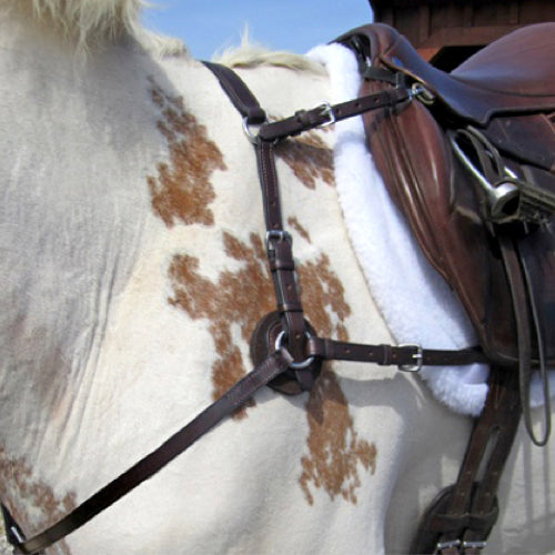 Nunn Finer 5-way Hunting Breastplate Havana