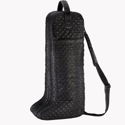 Oliver Thomas Equestrian Tall Boot Bag Black