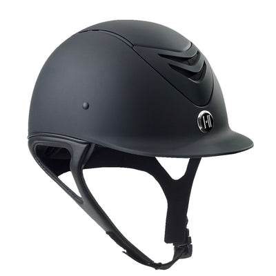 One K CCS MIPS Riding Helmet Black Matte
