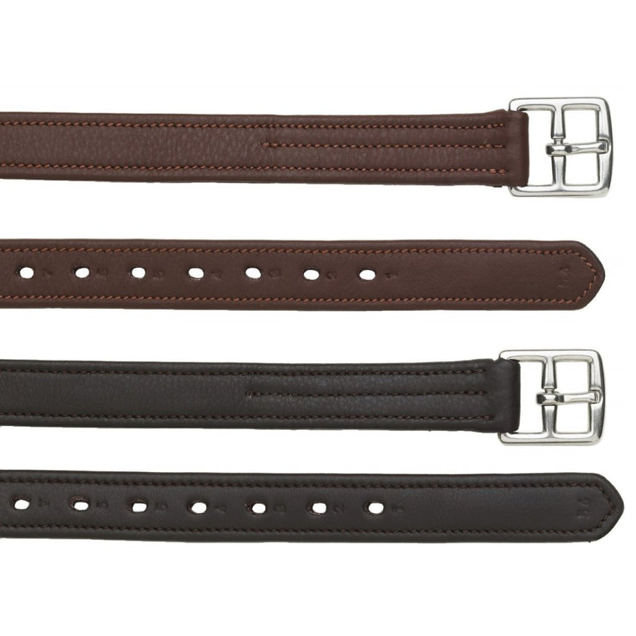 Ovation Triple Covered Stirrup Leathers