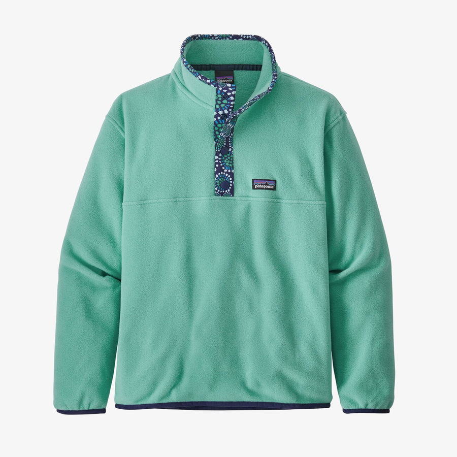 Patagonia Girl's Micro D Snap-T Pullover
