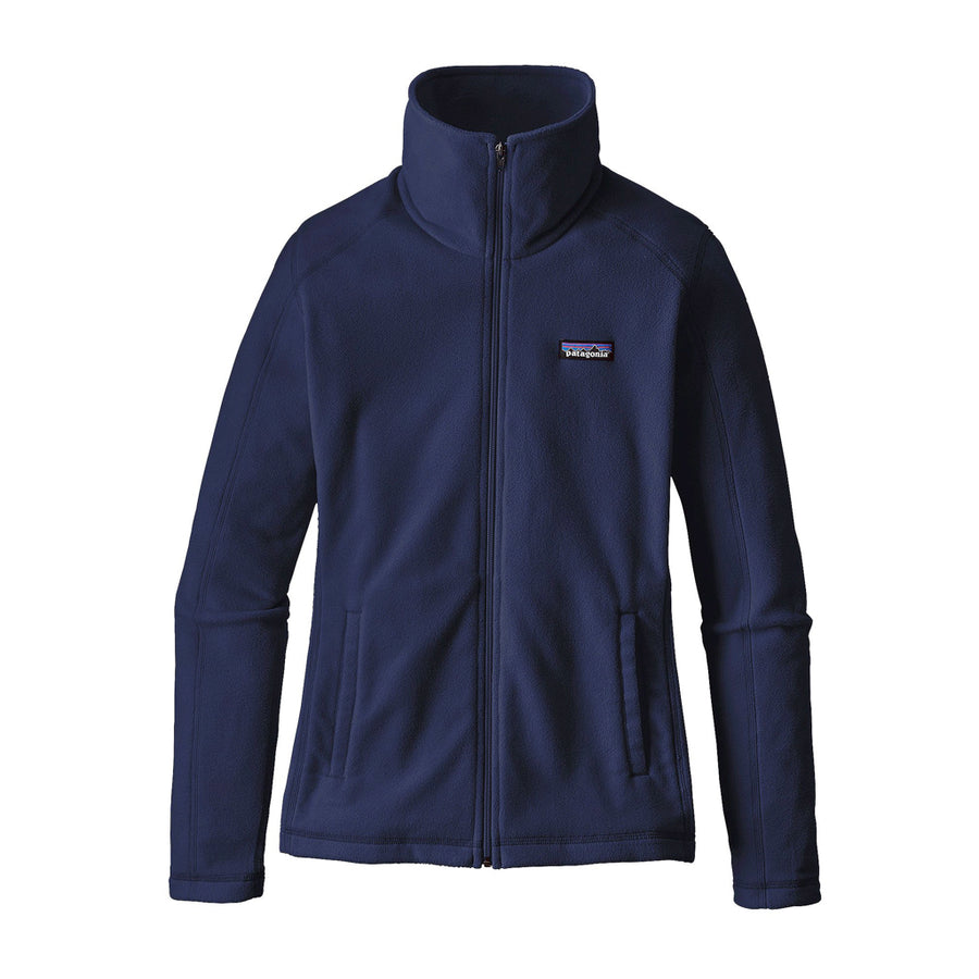 Patagonia Women's Micro D Fleece Jacket Light Violet Blue