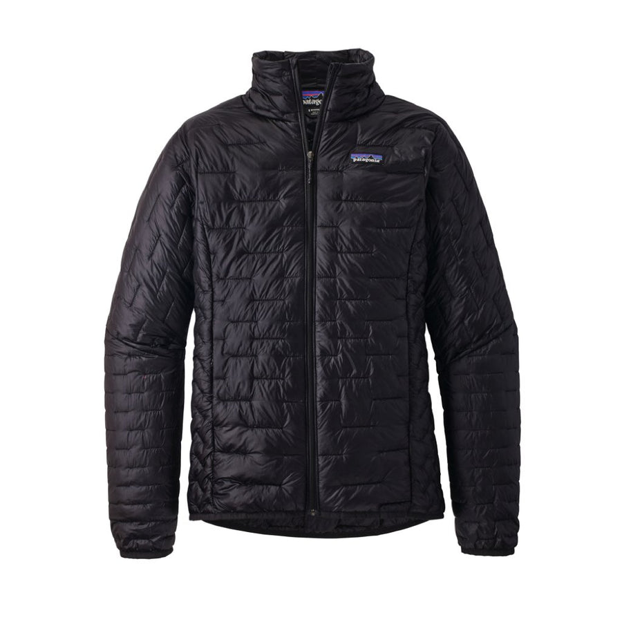 Patagonia Women's Micro Puff Jacket Black