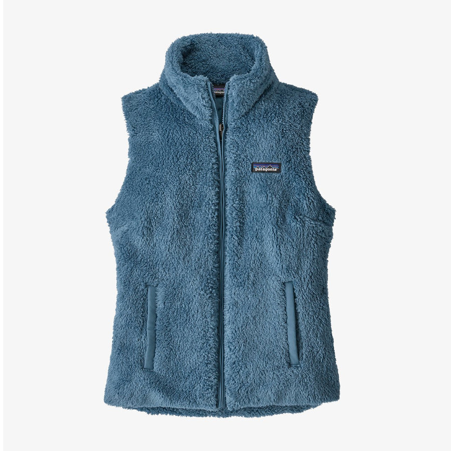 Patagonia Women's Los Gatos Fleece Vest Pigeon Blue