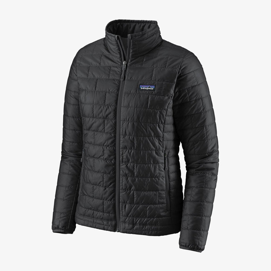 Patagonia Women's Nano Puff Jacket Feather Grey