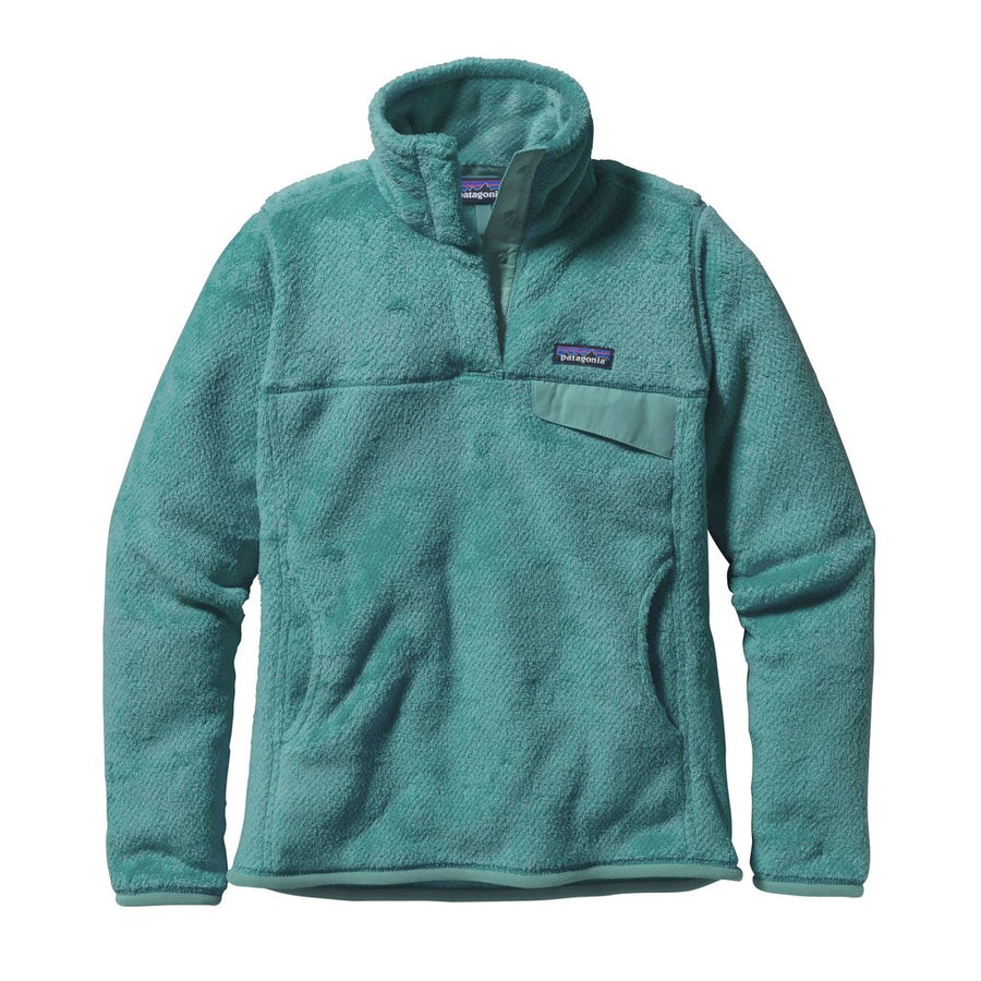 Patagonia Women's Re-Tool Snap Fleece Pullover Smokey Violet