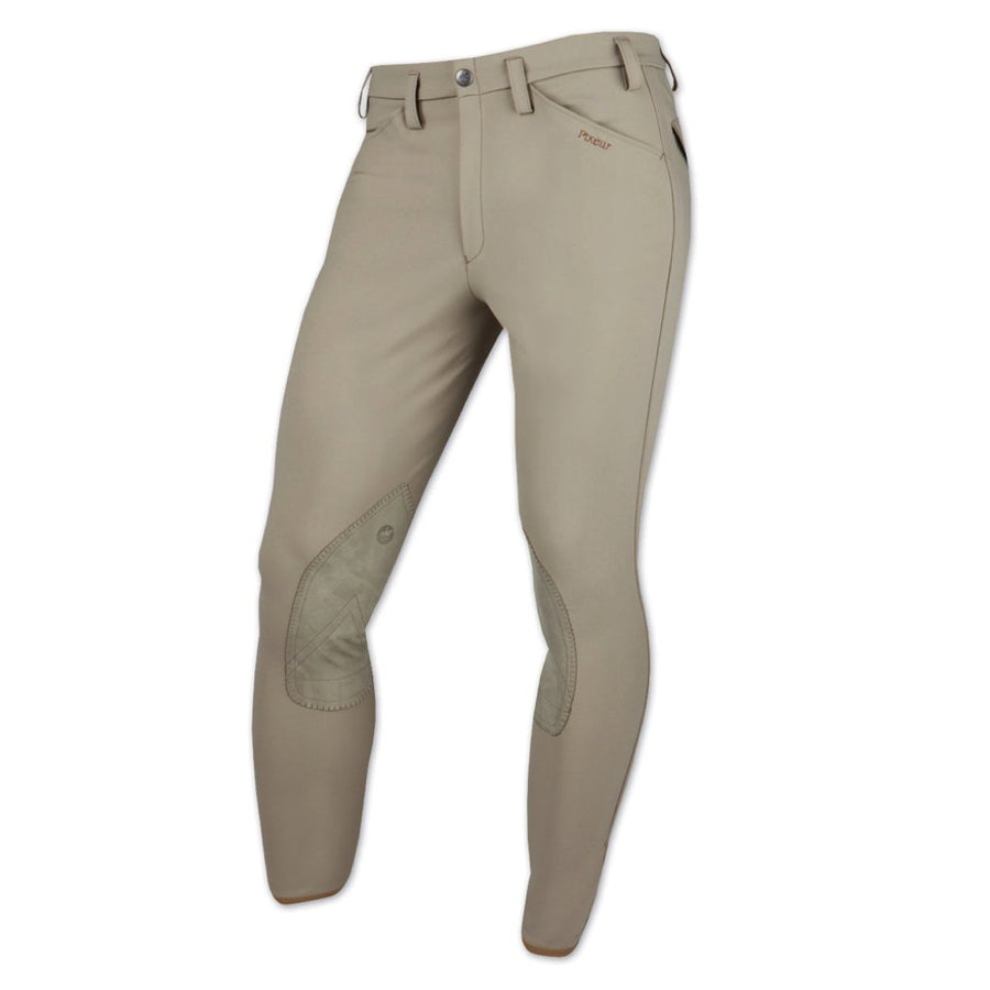 Pikeur Men's Rodrigo Knee Patch Riding Breech Safari