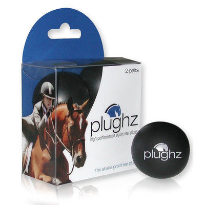 Plughz Horse Ear Plugs 2 Pair Box