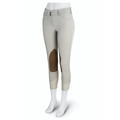 RJ Classics Women's Low Rise Front Zip Gulf Breech Sand