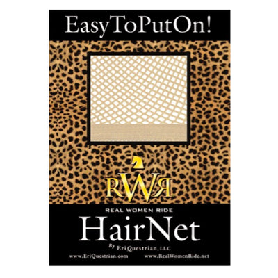 RWR No Knot Hair Net Blonde