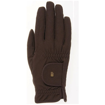 Roeckl Chester Riding Glove Mocha