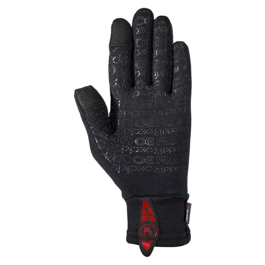 Roeckl Weldon Polartec Winter Riding Glove Black