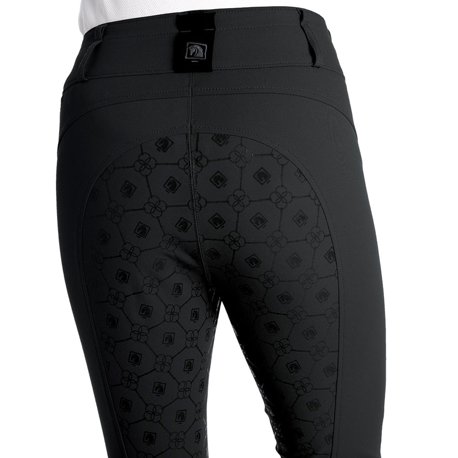 Romfh Women's Isabella Full Seat Grip Breech Black