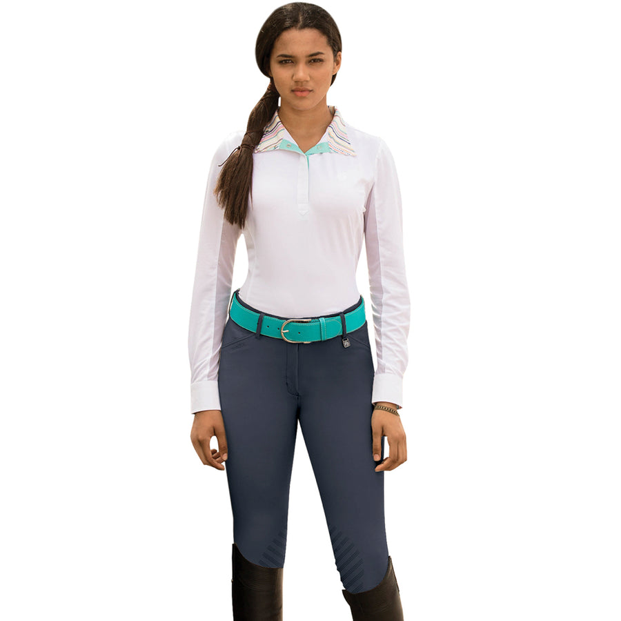 Romfh Sarafina Knee Patch Grip Breech