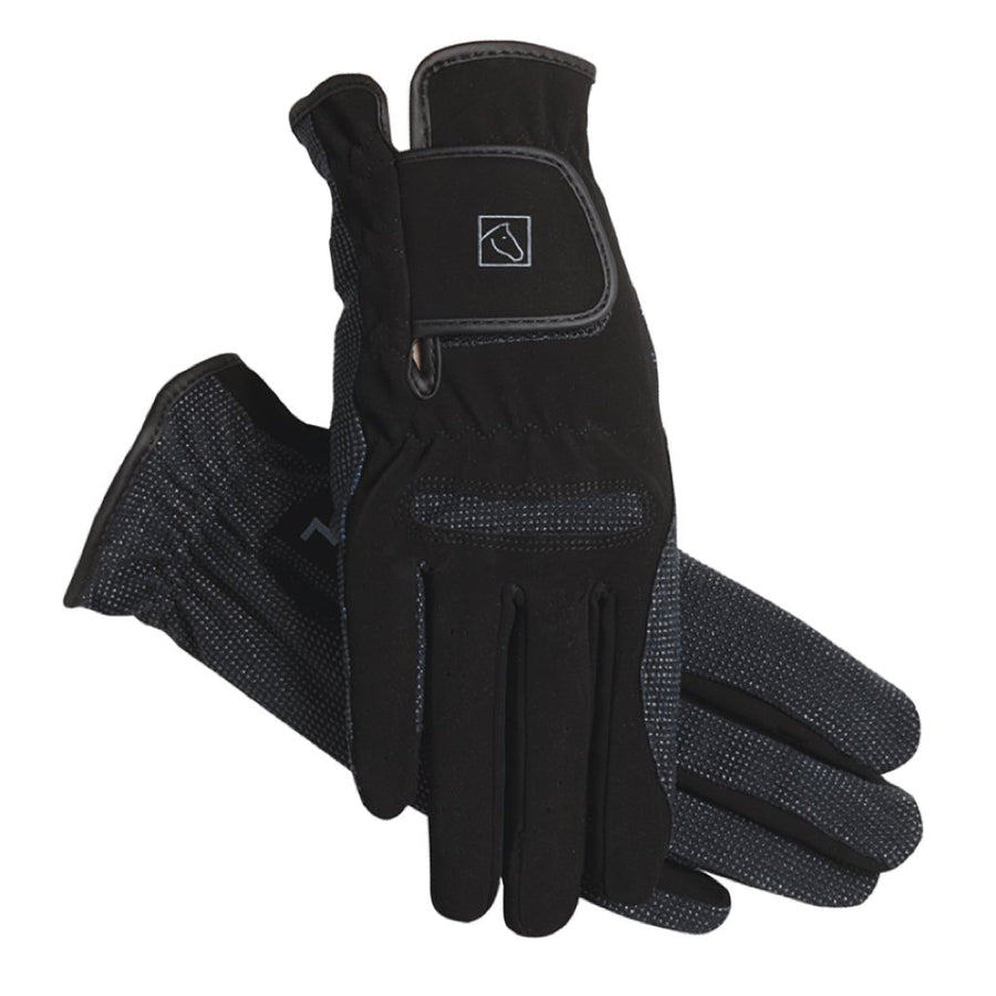 SSG Schooler Riding Gloves Black