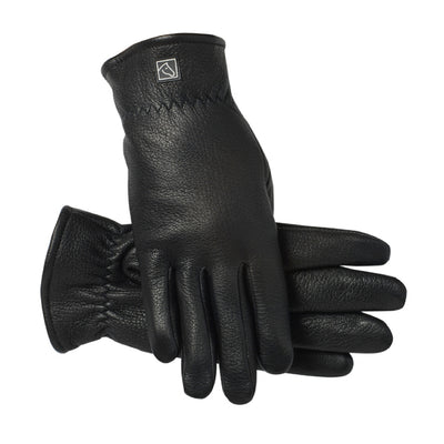 SSG Winter Rancher Riding Gloves Black