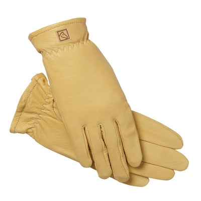 SSG Winter Rancher Riding Gloves Natural