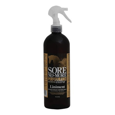 Sore No-More Performance Ultra Liniment 16 oz with Sprayer