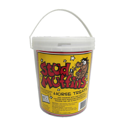 Stud Muffins Horse Treats 60 oz Bucket