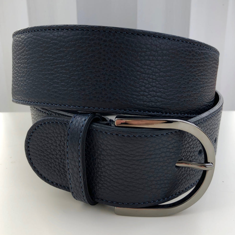 Tailored Sportsman Crepey Belt
