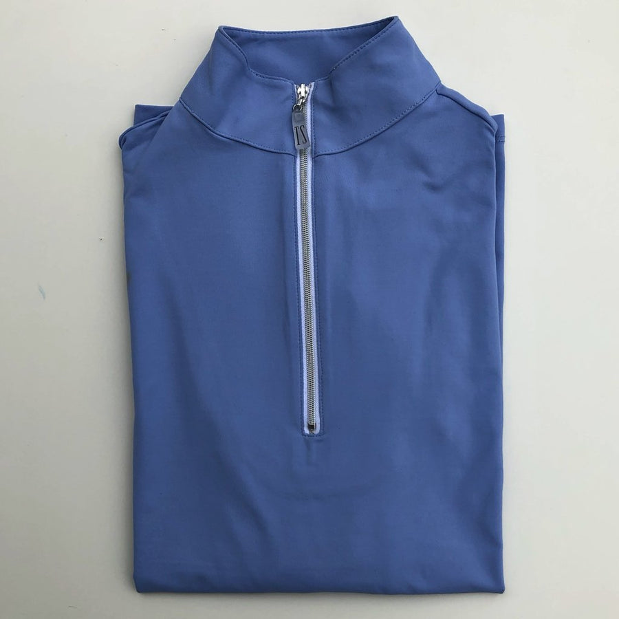 Tailored Sportsman Icefil Long Sleeve Zip Shirt