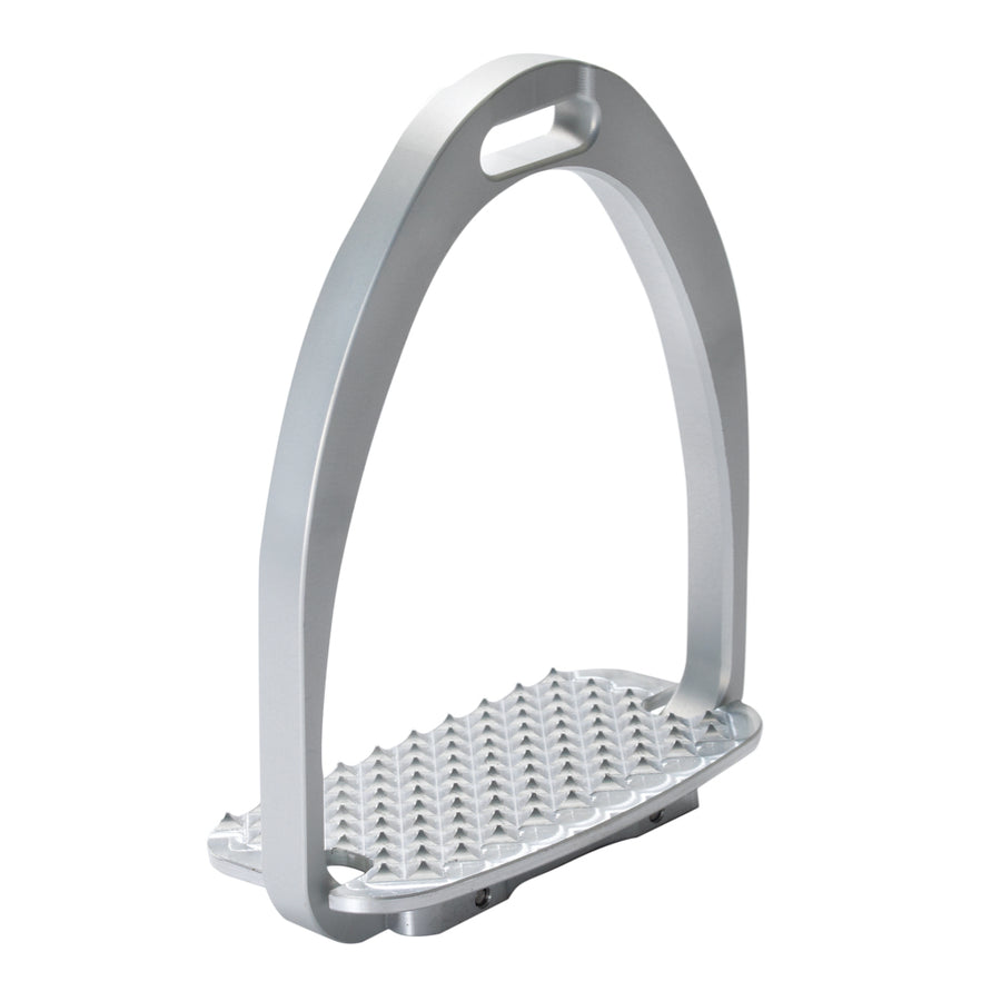 Tech Stirrups Diana Hunter Stirrups Silver