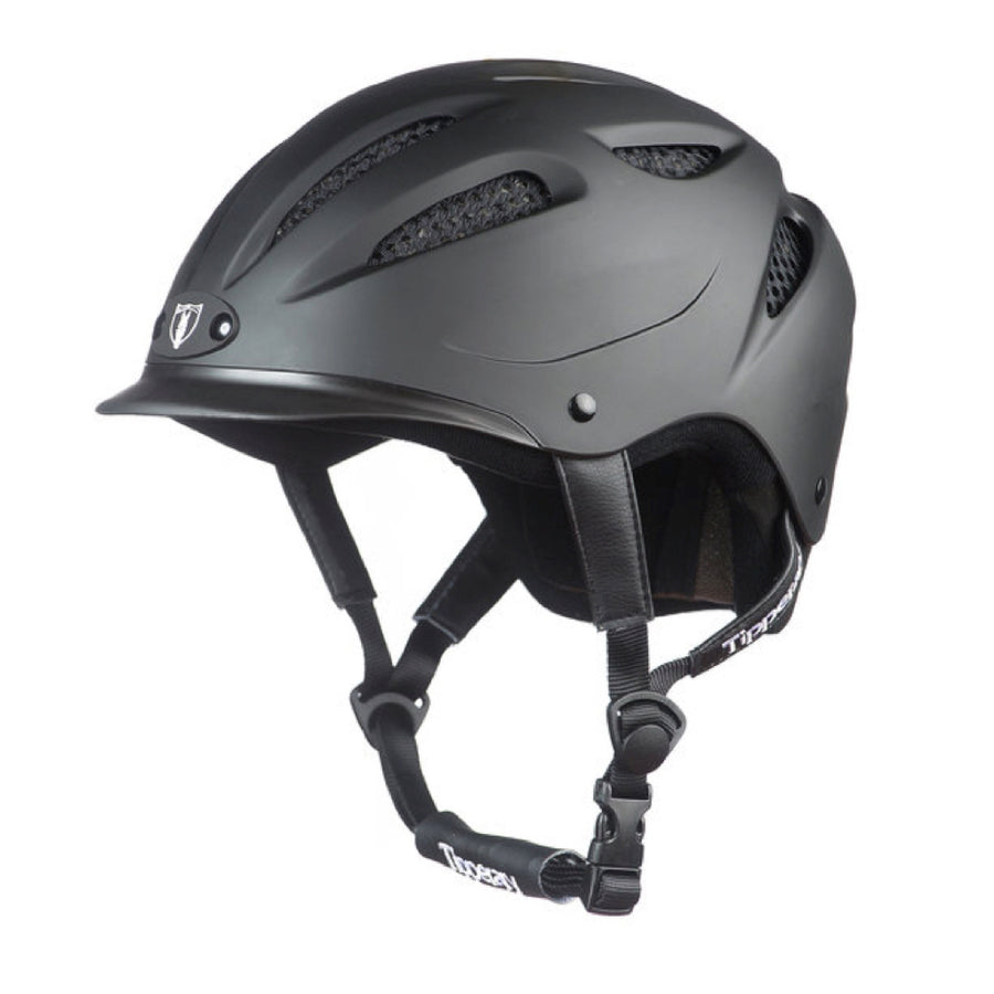 Tipperary Sportage Riding Helmet Matte Black