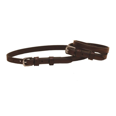 Tory Leather Spur Straps Havana