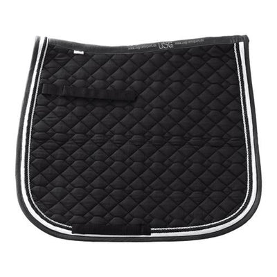 USG All Purpose Quilted Square Pad Black with Grey