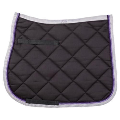 USG All Purpose Quilted Square Pad Grey with Lilac