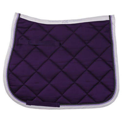 USG All Purpose Quilted Square Pad Lilac with Grey