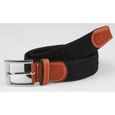 USG Casual Riding Belt Black