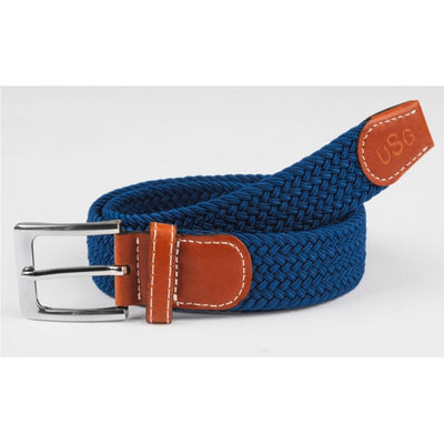 USG Casual Riding Belt Navy