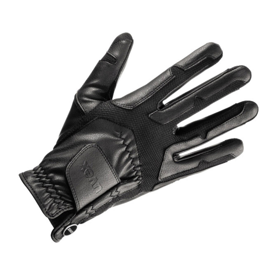 Uvex Ventraxion Mesh Summer Riding Glove Brown