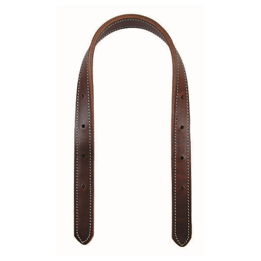Walsh Replacement Stitched Leather Crown Piece for Halter