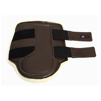 Walsh Sport Front Tendon Boot Brown