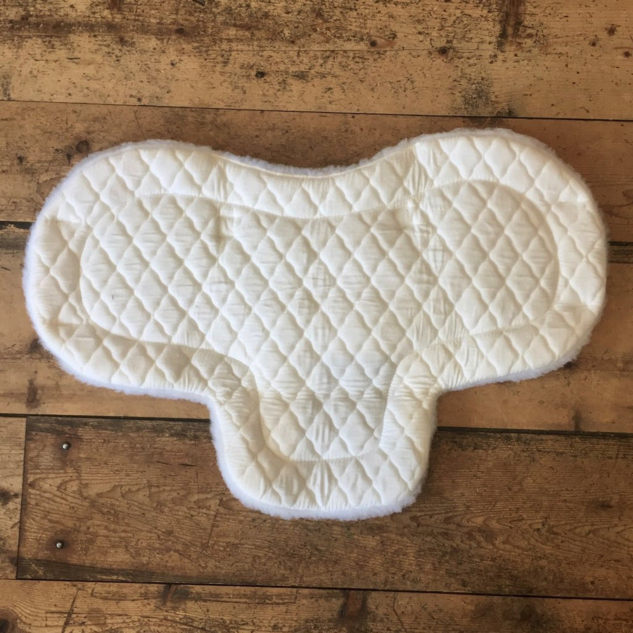 Wilker's Fleece Show Pad with Quilted Bottom