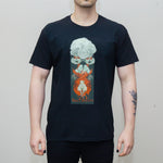 "BOULET BROTHERS ""CONJOINED SACRIFICE"" T-SHIRT"