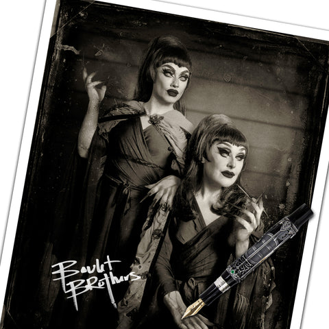 SIGNED BOULET BROTHERS 8x10 PHOTO 5