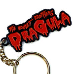 "OFFICIAL BOULET BROTHERS DRAGULA ""LOGO"" KEYCHAIN"