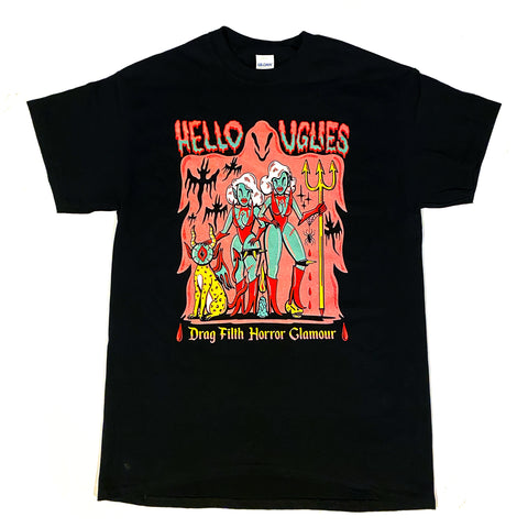BOULET BROTHERS x WIZARD OF BARGE T-SHIRT (LIMITED EDITION - RESTOCK)