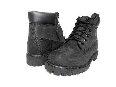 Kids Timberland- Black 6 Inch Premium - Got Your Shoes
