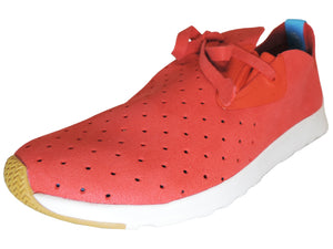Native- Torch Red/ Shell White Apollo Moc - Got Your Shoes