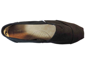Toms- Black Canvas Classic - Got Your Shoes