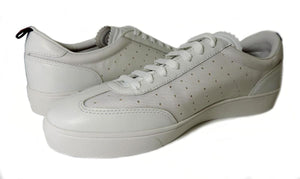 Fred Perry Umpire Nylon Leather White - Got Your Shoes