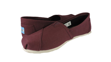 TOMS CLASSIC RED MAHOGANY - Got Your Shoes