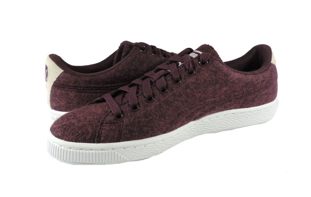 PUMA BASKET CLASSIC EMBOSSED WOOL - Got Your Shoes